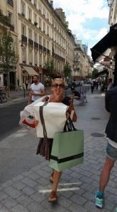 Nothing quite July sales à Paris