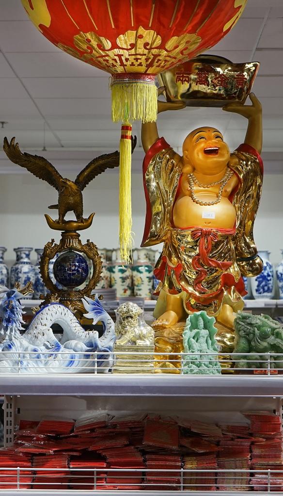 The Happy Buddha Français