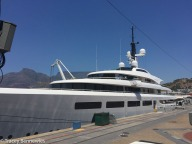 The luxurious Vava II, most expensive private yacht in the world
