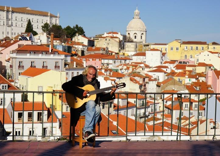 Lisbon singer