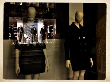 Mannequin Monday #45 - Always watching each other