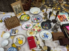 I can never pass by a brocante!