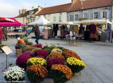 The Meursault market